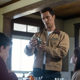 Interstellar / Matthew McConaughey
