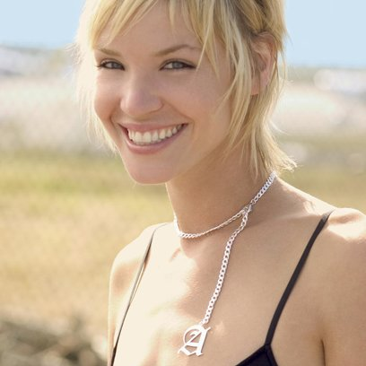 Into the Blue / Ashley Scott Poster