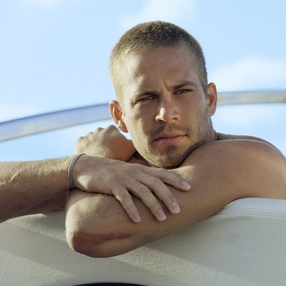 Into the Blue / Paul Walker Poster