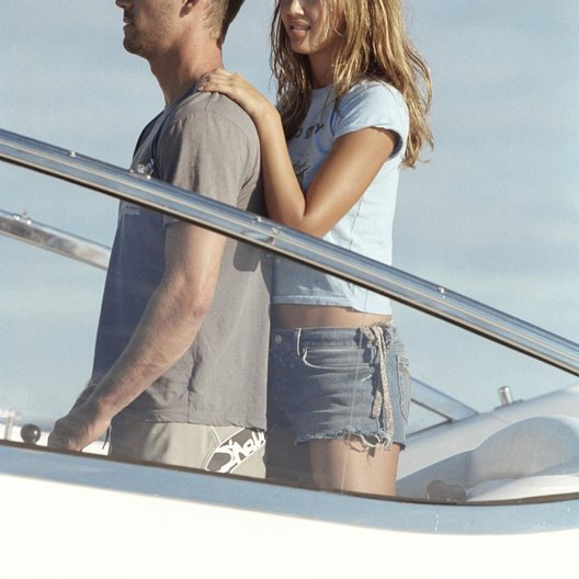 Into the Blue / Paul Walker / Jessica Alba Poster