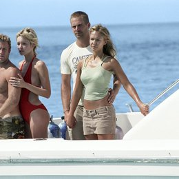 Into the Blue / Scott Caan / Ashley Scott / Paul Walker / Jessica Alba Poster
