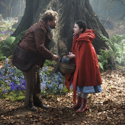 Into the Woods / James Corden Poster