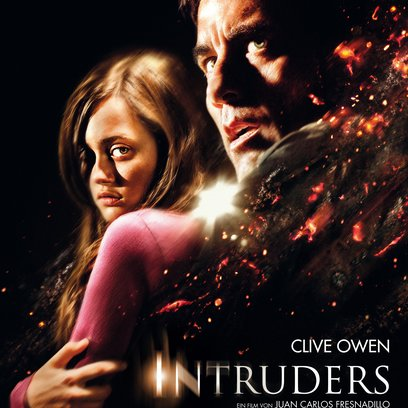 Intruders Poster