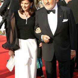 """Berben, Iris und Adorf, Mario / Deutscher Filmpreis 2006 / 56. Verleihung des Deutschen Filmpreises """"Lola"""" in Berlin Poster"""