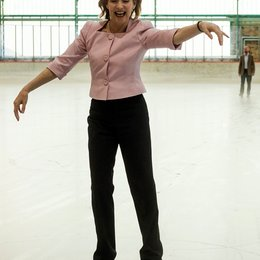 Eisläuferin, Die (NDR) / Iris Berben Poster