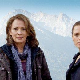 Kronzeugin - Mord in den Bergen, Die (ZDF) / Iris Berben / Melika Foroutan Poster
