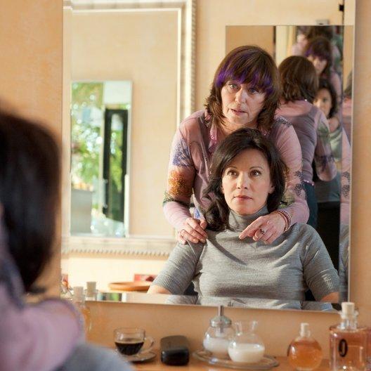Meine Familie bringt mich um! (ZDF) / Iris Berben / Marie Gruber Poster