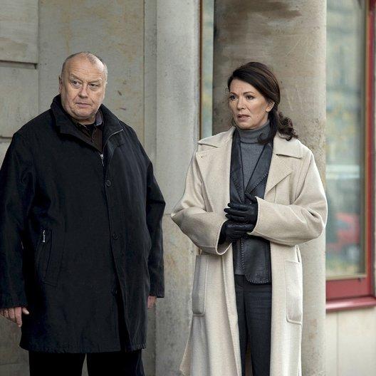 Rosa Roth: Bin ich tot? (ZDF) / Thomas Thieme / Iris Berben Poster