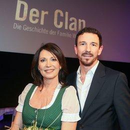 Wagner-Clan - Eine Familiengeschichte, Der / Clan. Die Geschichte der Familie Wagner, Der (ZDF) / Iris Berben / Oliver Berben Poster