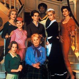 8 Frauen / Ludivine Sagnier / Cathérine Deneuve / Virginie Ledoyen / Isabelle Huppert / Danielle Darrieux / Firmine Richard / Emmanuelle Beart / Fanny Ardant