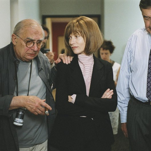 Geheime Staatsaffären / Claude Chabrol / Isabelle Huppert / Set