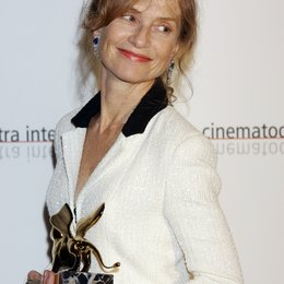 Huppert, Isabelle / 62. Filmfestspiele Venedig 2005 / Mostra Internazionale d'Arte Cinematografica / Special Lion