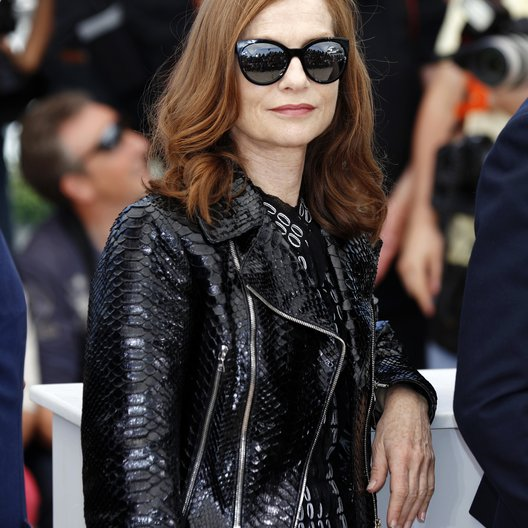 Huppert, Isabelle / 68. Internationale Filmfestspiele von Cannes 2015 / Festival de Cannes Poster