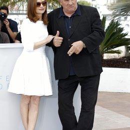 Huppert, Isabelle / Depardieu, Gérard / 68. Internationale Filmfestspiele von Cannes 2015 / Festival de Cannes