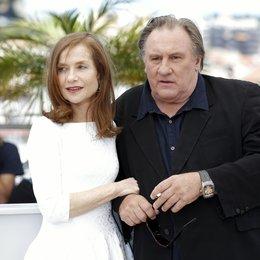 Huppert, Isabelle / Depardieu, Gérard / 68. Internationale Filmfestspiele von Cannes 2015 / Festival de Cannes Poster