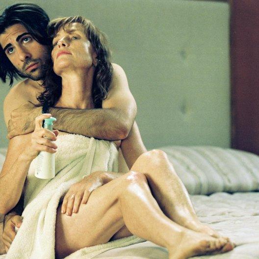 I Heart Huckabees / Isabelle Huppert / Jason Schwartzman Poster