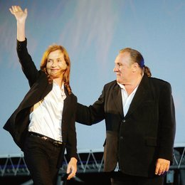 Isabelle Huppert / Gérard Depardieu / Festival del film Locarno