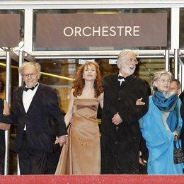 Trintignant, Jean-Louis / Huppert, Isabelle / Haneke, Michael / Riva, Emmanuelle / 65. Filmfestspiele Cannes 2012 / Festival de Cannes