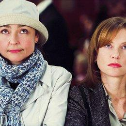 Zwei ungleiche Schwestern / Catherine Frot / Isabelle Huppert Poster