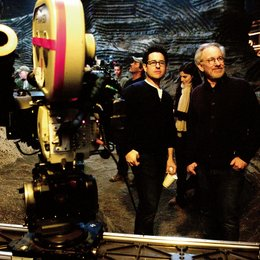 """Am Set von """"Super 8"""" / J.J. Abrams / Steven Spielberg Poster"""