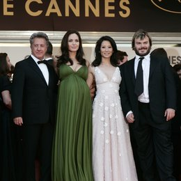 Hoffman, Dustin / Angelina Jolie / Lucy Liu / Jack Black / 61. Filmfestival Cannes 2008 Poster