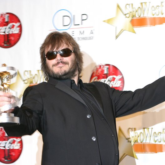 "Jack Black ""Comedy Star of the Year-Award"" / 30. ShoWest in Las Vegas 2004 Poster"