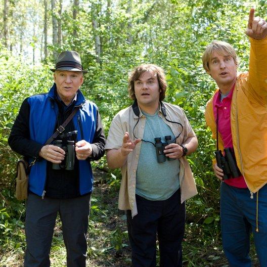 Jahr vogelfrei!, Ein / Steve Martin / Jack Black / Owen Wilson Poster