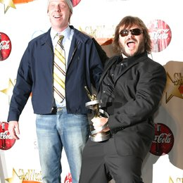 "Mike White / Jack Black ""Comedy Star of the Year-Award"" / 30. ShoWest in Las Vegas 2004 Poster"