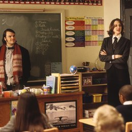 School of Rock / Jack Black / Joan Cusack Poster