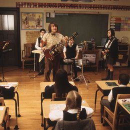 School of Rock / Jack Black / Robert Tsai / Joey Gaydos / Kevin Alexander Clark / Rebecca Brown Poster