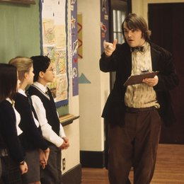 School of Rock / Jack Black / Veronica Afflerbach Poster