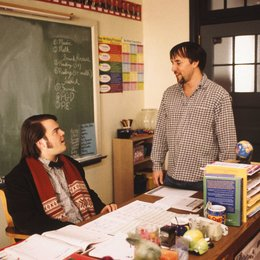 School of Rock / Set / Jack Black / Richard Linklater (Regie) Poster