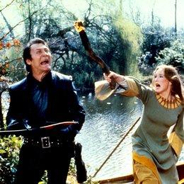 Hawk - Hüter des magischen Schwertes / Jack Palance / Annette Crosbie Poster