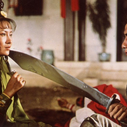 Herausforderer, Der / Jackie Chan Poster