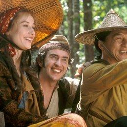 In 80 Tagen um die Welt / Cécile De France / Steve Coogan / Jackie Chan Poster