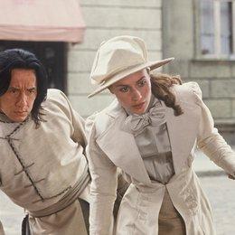 In 80 Tagen um die Welt / Jackie Chan / Cécile De France Poster