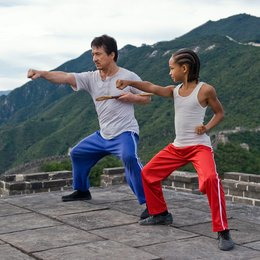 Karate Kid / Jackie Chan / Jaden Smith Poster