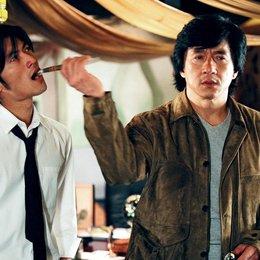New Police Story / Nicholas Tse / Jackie Chan Poster