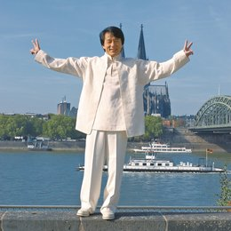 "Premiere ""New Police Srory"" 2005 / Jackie Chan Poster"