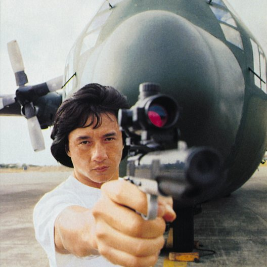 Prisoner, The / Jackie Chan Poster