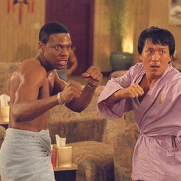Rush Hour 2 / Chris Tucker / Jackie Chan Poster
