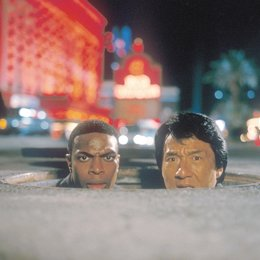 Rush Hour 2 / Jackie Chan / Chris Tucker Poster