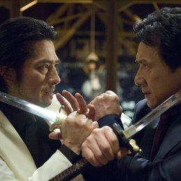 Rush Hour 3 / Hiroyuki Sanada / Jackie Chan Poster