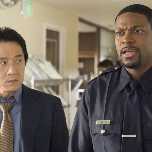 Rush Hour 3 / Jacki Chan / Chris Tucker Poster