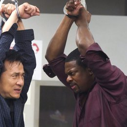 Rush Hour 3 / Jackie Chan / Chris Tucker Poster