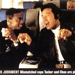 Rush Hour / Chris Tucker / Jackie Chan Poster