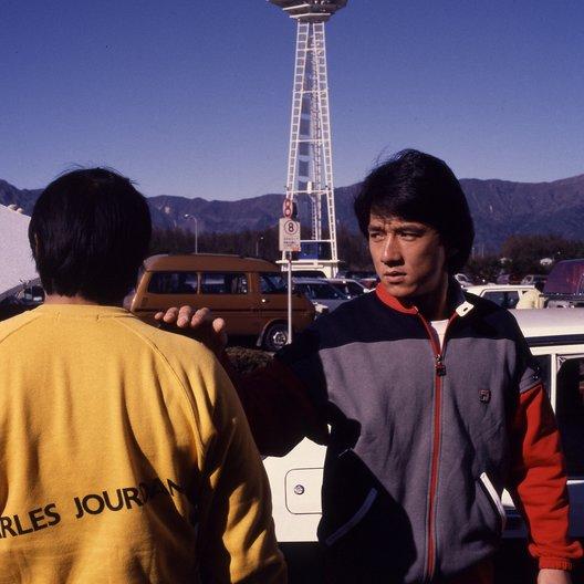Tokyo Powerman / Jackie Chan Poster