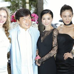 Weissbecker, Laura / Chan, Jackie / Xix, Zhang Lan / Xingtong, Yao / 65. Filmfestspiele Cannes 2012 / Festival de Cannes Poster