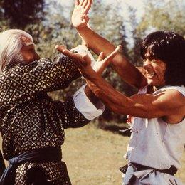 Zwei Schlitzohren in der Knochenmühle / Jackie Chan Poster