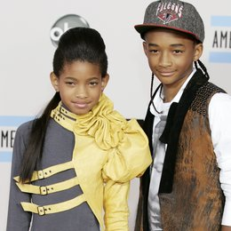 Willow Smith / Jaden Smith / American Music Awards 2010 Poster